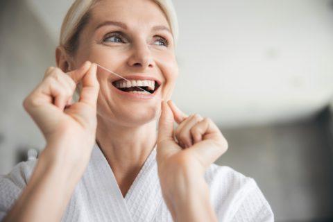 One Way to Improve Gum Health
